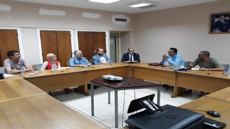 الشاربون،الماء والكهرباء حاضر في لقاء الرابطةالمغربية للمواطنة وحقوق الإنسان مع مسؤولي القطاع..