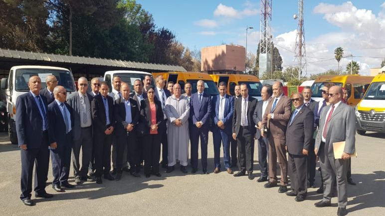 إقليم اليوسفية في صلب اهتمام برنامج تقليص الفوارق المجالية