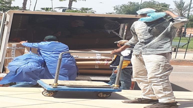 مجلس جهة مراكش – أسفي يتخذ إجراءات عملية ويرصد مبالغ مهمة للتصدي لوباء كورونا …