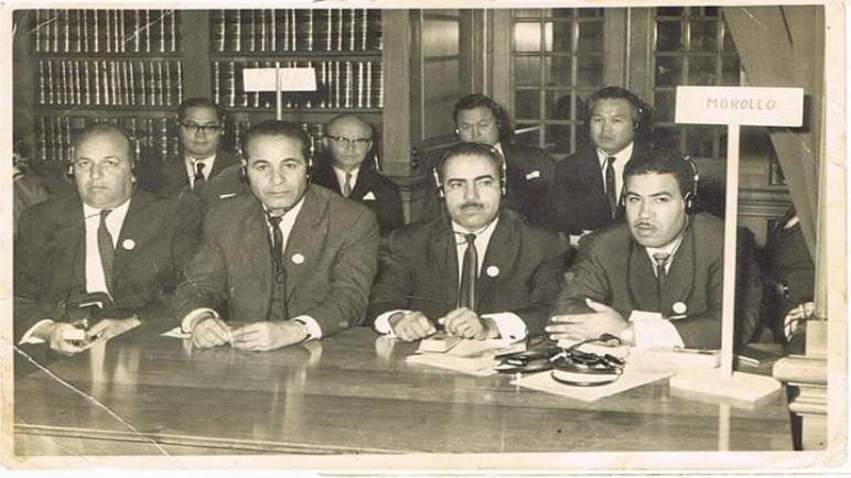 التاريخ النضالي لأسفي … البرلماني المرحوم الحاج أحمد اليازجي الهداجي نموذجا……