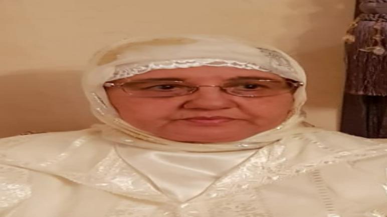 تعزية في وفاة السيدة خديجة بيسكوس والدة أحمد وحسن شميس.