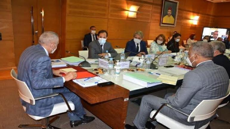 مولاي حفيظ العلمي يترأس المجلس الإداري الحادي والثلاثون للمكتب المغربي للملكية الصناعية والتجارية