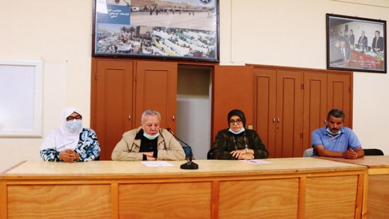 الاتحاد المغربي للشغل بأسفي ينخرط في شهر الاحتجاج من 20 شتنبر إلى 20 أكتوبر 2020