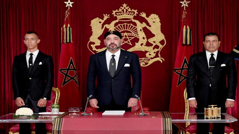 نص الخطاب الملكي السامي بمناسبة افتتاح الدورة الأولى من السنة التشريعية الخامسة من الولاية التشريعية العاشرة :