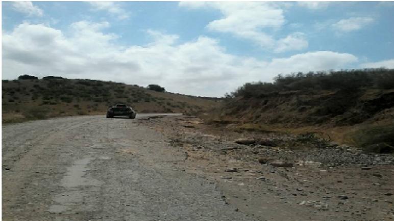 هل من إصلاح طريق أخميس أولاد الحاج وبراكة الراضي؟