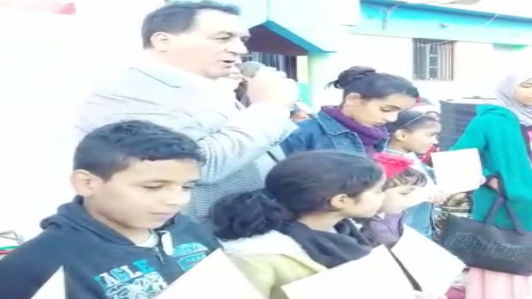 جمعية أمهات و آباء و أولياء مؤسسة ابن المقفع الإبتدائية بدوار الكدية بمراكش تحتفل بعيد الإستقلال
