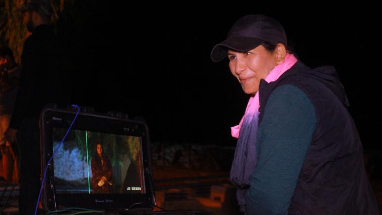 المخرجة جميلة بنعيسى البرجي عن سلسلة سالف عذرا :