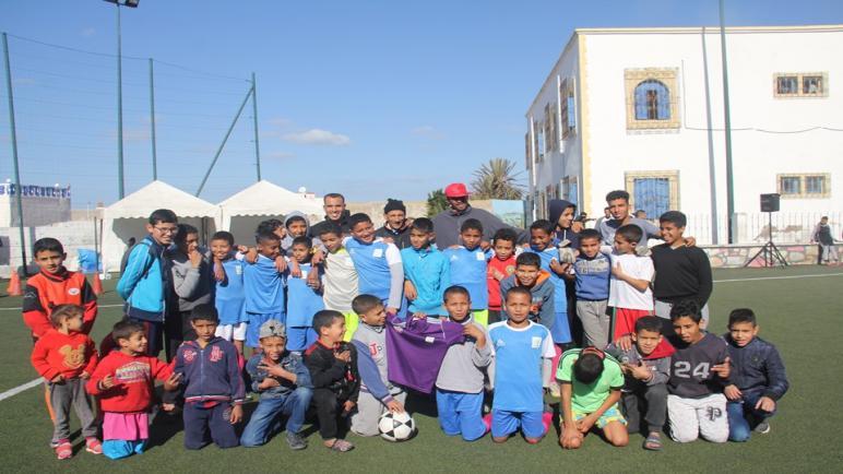 دوري الصداقة في كرة القدم لجمعيات رياضية من تنظيم نادي مجد المدينة باسفي