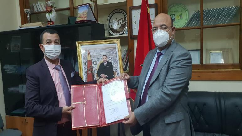 بلاغ إخباري لأكاديمية مراكش أسفي بتكليف السيد نور الدين سيقال بتدبير المديرية الإقليمية لآسفي