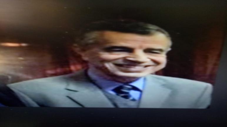 """محمد ادمر"""" رئيس قسم الموارد البشرية سابقا بالكتابة العامة لاقليم اسفي في دمة الله"""