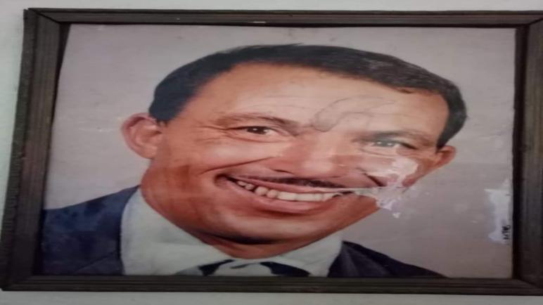 وفاة الحاج حميد فضيل الملقب ب (ولد بَرْكة) ( الرئيس السابق لجماعة الغيات)
