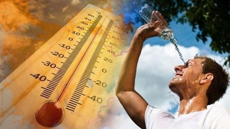 نشرة خاصة: موجة حر بعدد من مناطق المملكة من الأربعاء إلى السبت