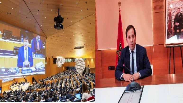 حضور المكتب المغربي للملكية الصناعية والتجارية في سلسلة الاجتماعات 62 للجمعيات العامة للمنظمة العالمية للملكية الفكرية (الويبو)