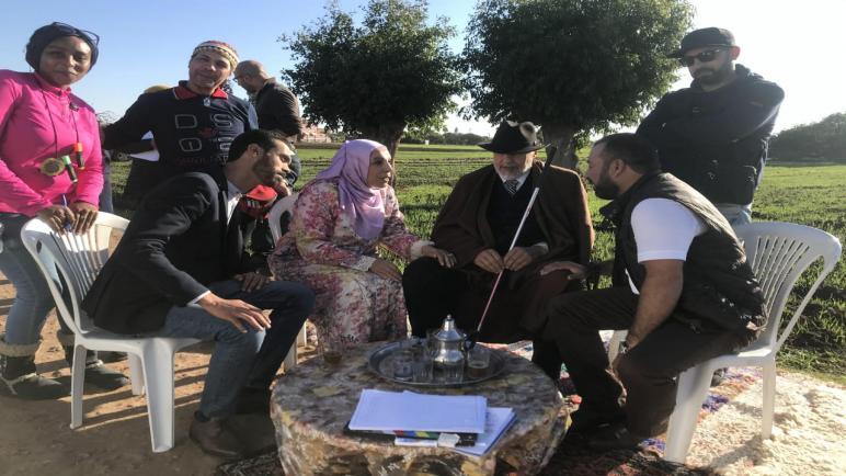 الفنانة الكبيرة نعيمة المشرقي: شخصية الحاجة فاطمة تجسيد للمرأة المكافحة مع أبنائها في كل البيوت المغربية