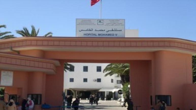 شركتان تؤمنان التغذية لمصابي كورونا بمركز تكوين الممرضين وجناح كوفيد بمستشفى محمد الخامس بأسفي