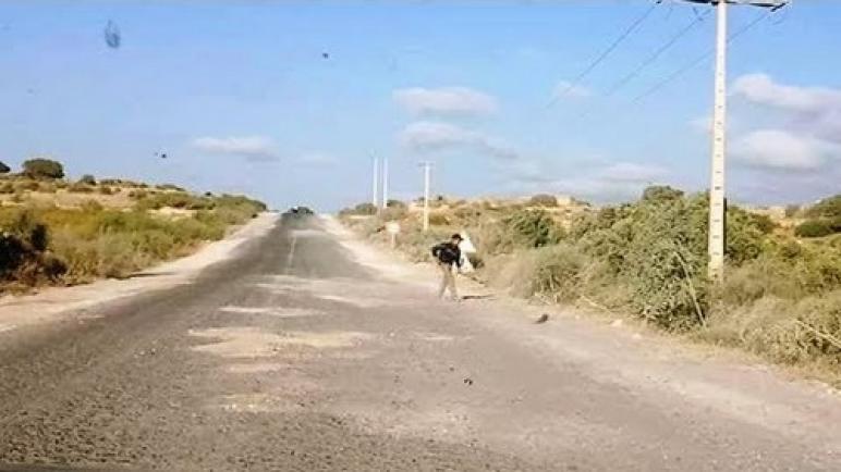 الطريق الساحلية بين اسفي و الصويرة