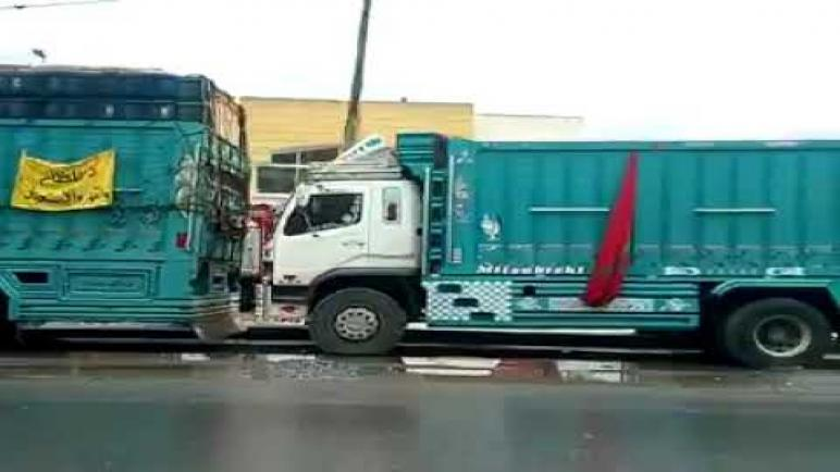 هل يدخل أرباب الشاحنات في إضراب جديد