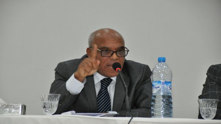 العلوي المودني على رأس عصبة مراكش أسفي لكرة القدم