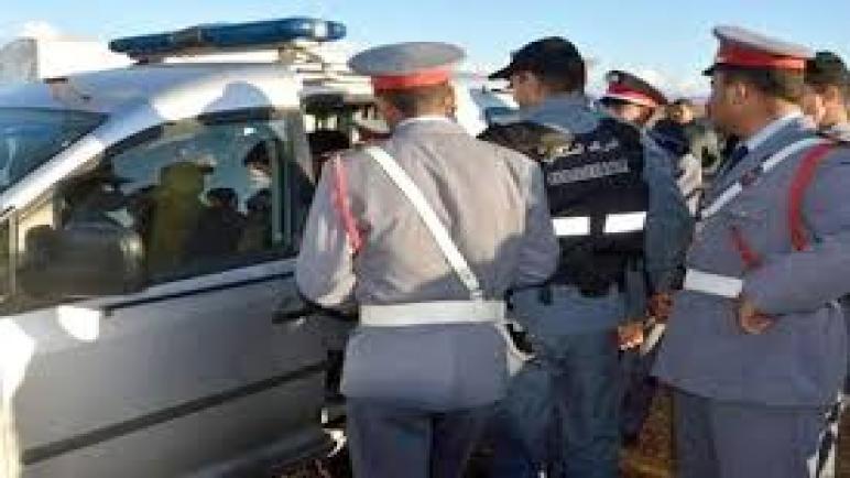 درك آسفي والحرب بلا هوادة على مختطفي ومغتصبي القاصرات..