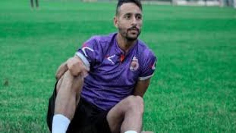 أولمبيك أسفي يفرض عقوبة قاسية في حق لاعبه حمدان