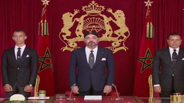 الحسين شينان يترأس حفل الإستماع إلى الخطاب السامي