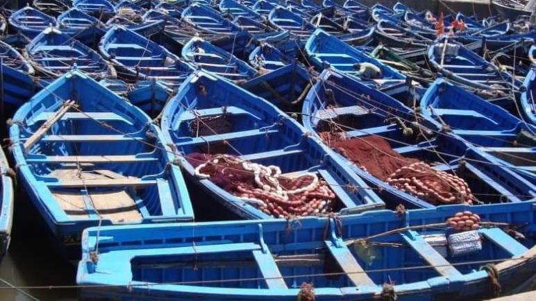 غرق بحار صيد تقليدي صبيحة اليوم بالصويرة يزيد من ضحايا المقابر العائمة