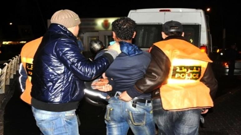 أمن مراكش يطيح بشقيقين متورطين في تجارة المخدرات