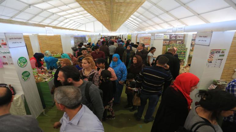 إقبال كبير على المنتوجات المجالية بالمعرض الدولي للفلاحة بمكناس