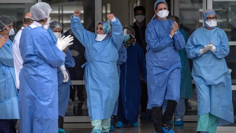 مبهج .. جهة مراكش أسفي تسجل أقل عدد إصابات بكورونا منذ إنتشار الوباء