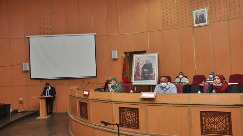 """احمد اخشيشن رئيسا لمجموعة الجماعات الترابية """"مراكش للنقل""""."""