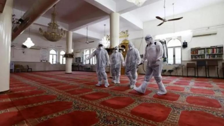 الإعلان عن الجدولة الزمنية لإعادة فتح المساجد المغلقة